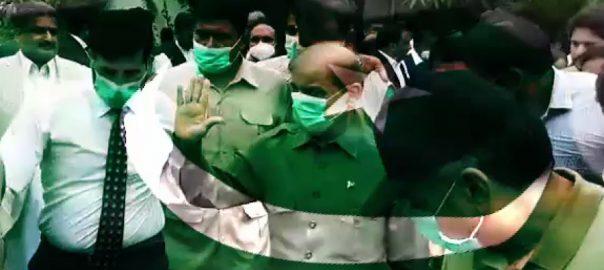 لاہور ، ن لیگ ، زیراہتمام ، جشن آزادی ، تقریب