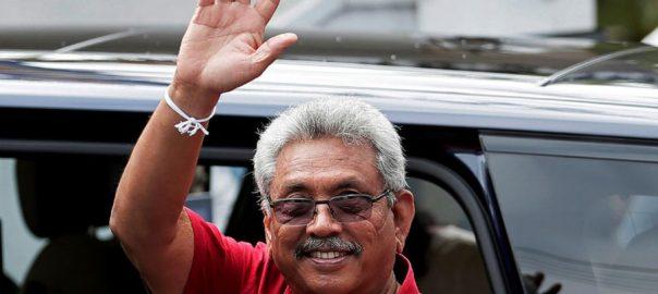 سری لنکا ، پارلیمانی انتخابات ، وزیراعظم ، راجا پاکسے