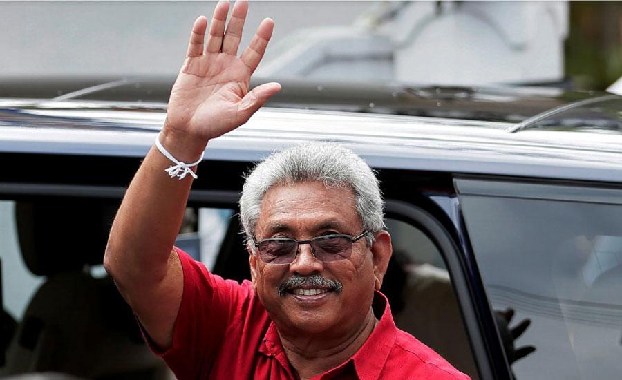 سری لنکا کے پارلیمانی انتخابات میں وزیراعظم راجا پاکسے نے پھر میدان مار لیا