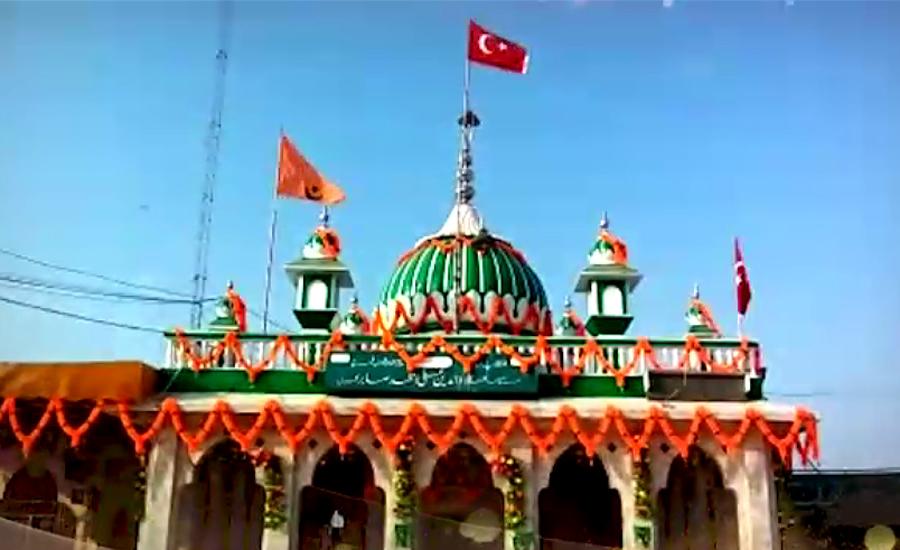 عظیم بزرگ حضرت بابا فرید الدین گنج شکرؒ کے 778 ویں عرس کی تقریبات جاری