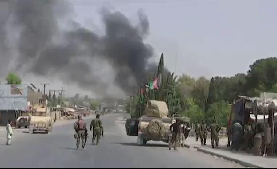 افغانستان کے صوبہ قندھار میں بم  دھماکا، 4 افراد جاں بحق
