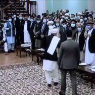 افغانستان ، لویہ جرگہ ، طالبان قیدیوں ، رہائی ، قرار داد منظور ، کابل ، 92 نیوز