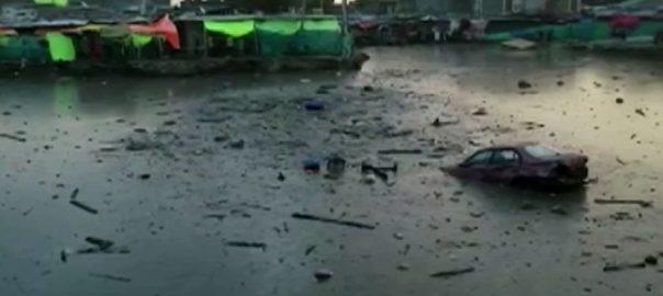 افغانستان ، طوفانی بارشوں ، تباہی ، صوبہ پروان ، کم از کم ، 150 افراد ، جاں بحق