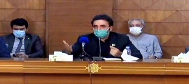 حکومت ، کراچی پر قبضہ ، بلاول بھٹو ، میڈیا سے گفتگو ، کراچی ، 92 نیوز