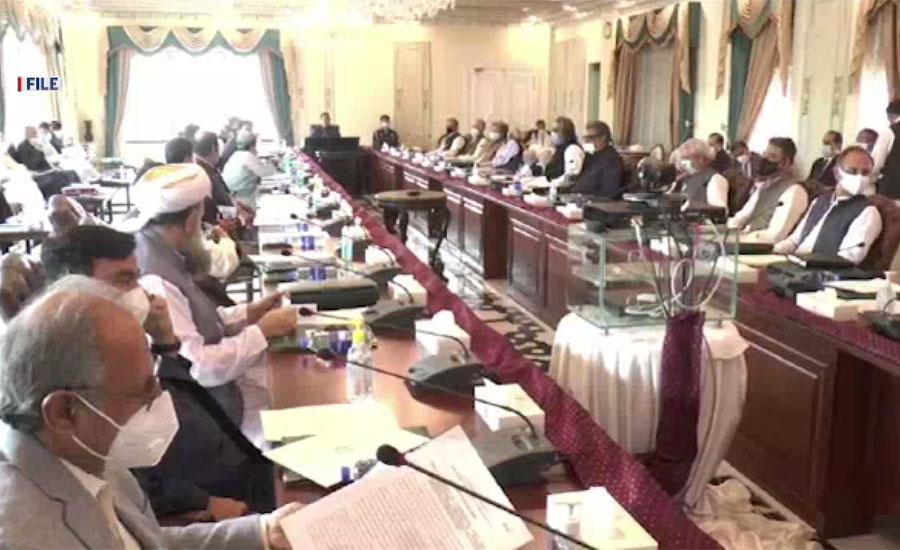 وفاقی کابینہ کا تمام پاکستانیوں کا ٹیکس ریکارڈ پورٹل پر ڈالنے کا فیصلہ