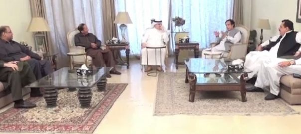 پاکستان ، سعودی عرب ، بھائی ، طاقت ، چودھری برادران