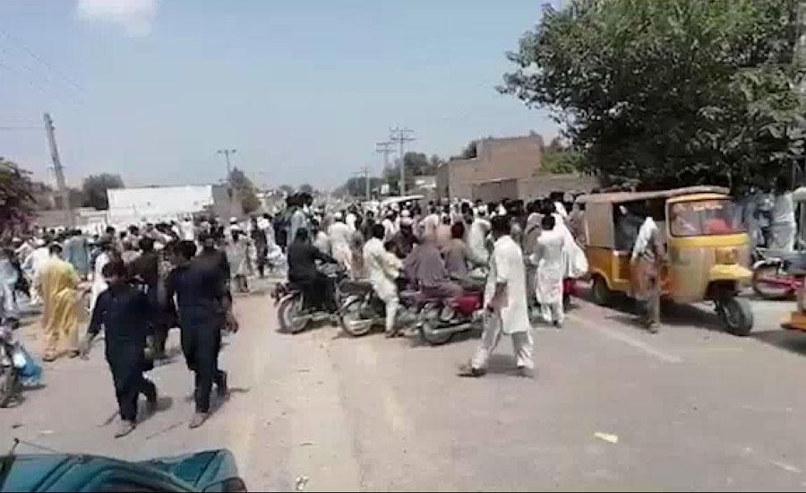 چارسدہ میں عید پر بھی طویل لوڈشیڈنگ ، عوام سڑکوں پر نکل آئے