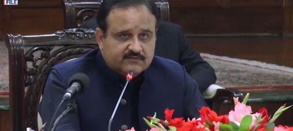 وزیراعلیٰ پنجاب ، زیر صدارت ، اجلاس ، محرم الحرام ، سکیورٹی انتظامات ، جائزہ