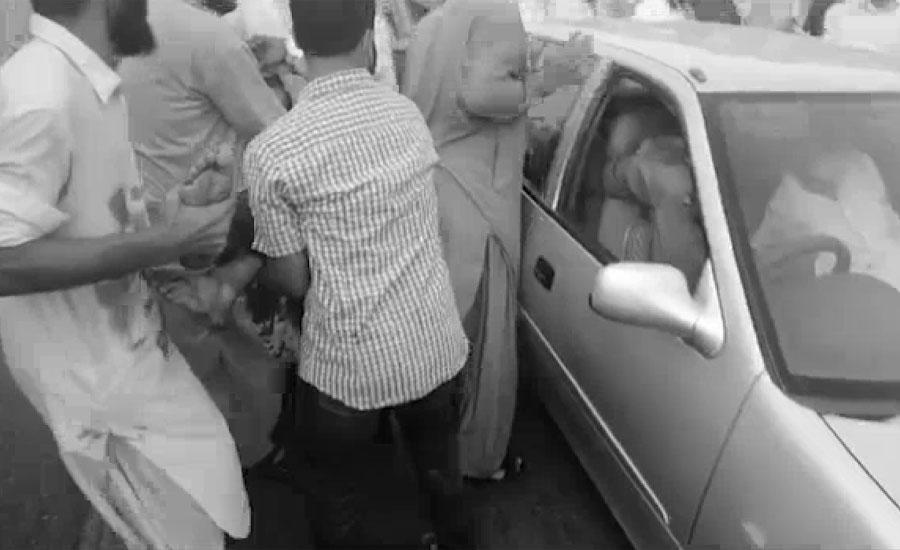 کراچی میں گزشتہ روز جماعت اسلامی کی ریلی پر کریکر حملے کا ایک زخمی چل بسا