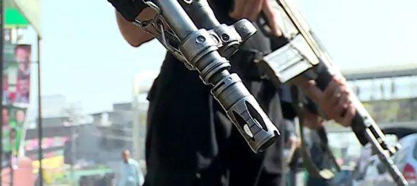 سی ٹی ڈی ، لاہور ، ریلوے اسٹیشن ، کارروائی ، دہشت گرد ، گرفتار