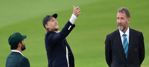 پاک انگلینڈ ، تیسرے ، ٹیسٹ ، میچ ، انگلینڈ ، ٹاس ، جیت ، بیٹنگ ، فیصلہ