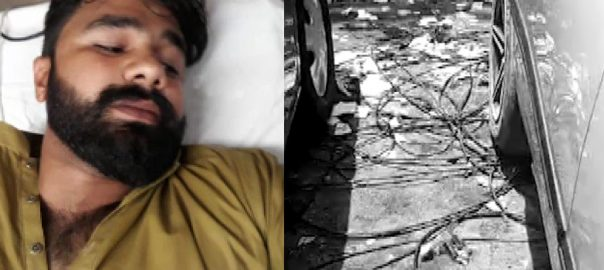 کراچی ، آئی آئی چندریگر روڈ ، پولیس ، اہلکار ، فائرنگ ، شخص ، جاں بحق