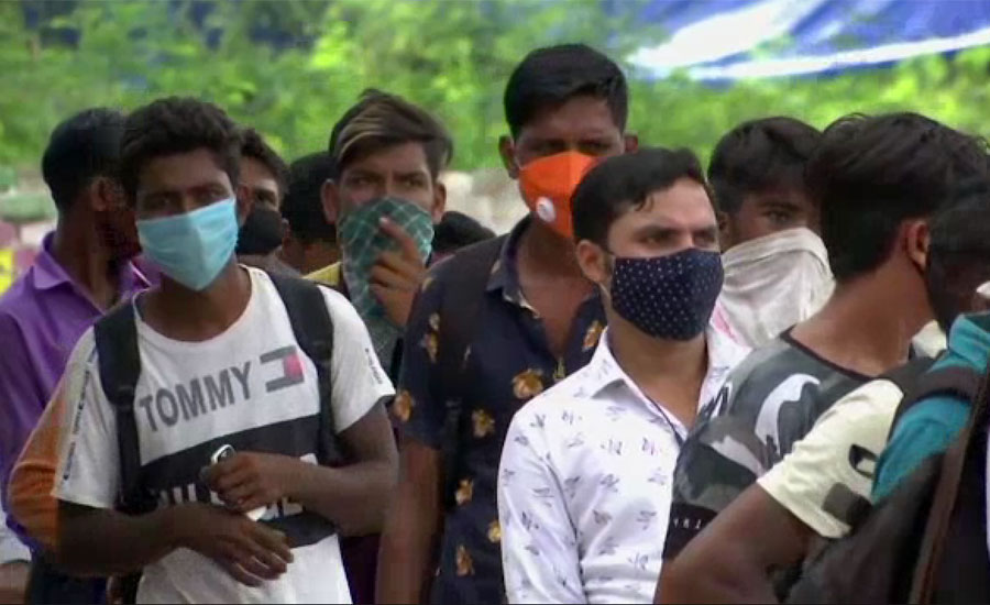 بھارت عالمی سطح پر کورونا سے تیسرا سب سے زیادہ متاثر ملک بن گیا