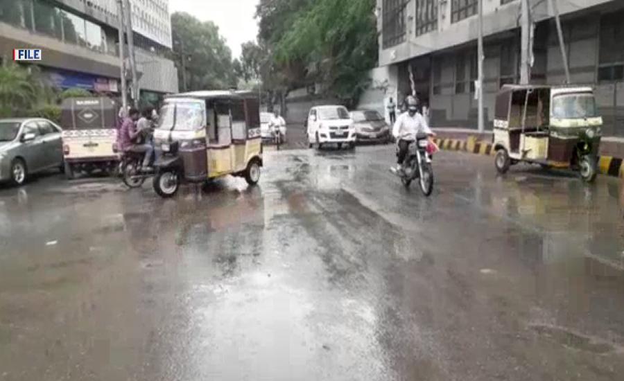 کراچی میں مون سون بارشوں کا پانچواں اسپیل ، پی ڈی ایم اے کا ڈی سیز کو ہنگامی مراسلہ