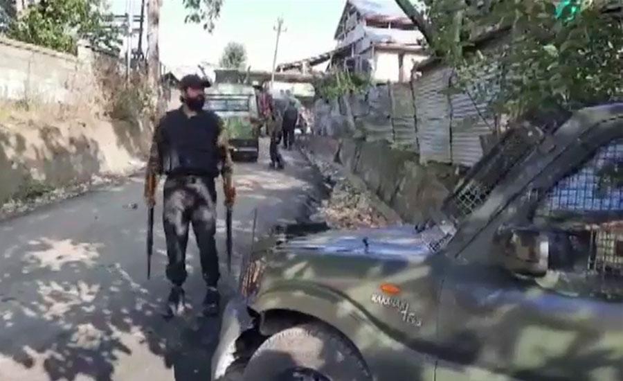 مقبوضہ کشمیر میں ریاستی مظالم کا سلسلہ جاری، قابض فورسز کے ہاتھوں 3 کشمیری شہید