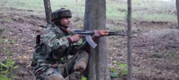 مقبوضہ کشمیر ، بھارتی فوج ، 3 کشمیری نوجوانوں ، شہید ، سری نگر ، 92 نیوز