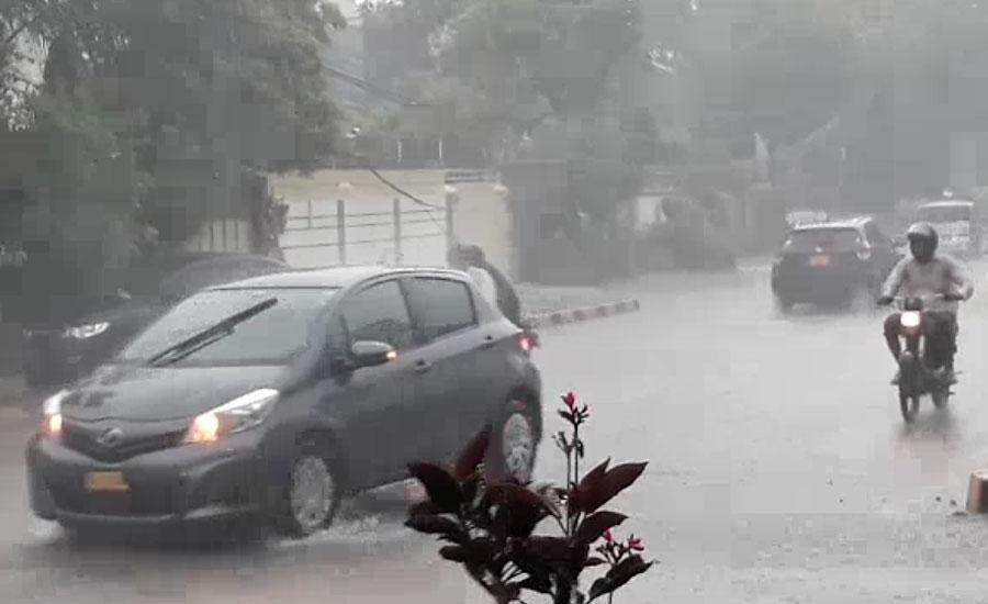شہر قائد میں آج سے تیز بارش شروع ہو سکتی ہے ، محکمہ موسمیات