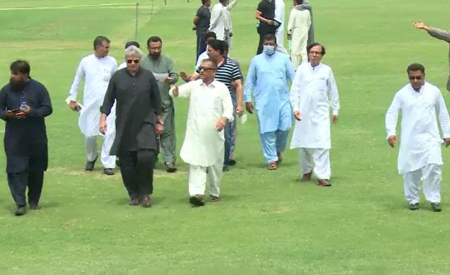 خیبرپختونخوا حکومت پاکستان سپرلیگ میچز پشاور میں کرانے کیلئے سرگرم