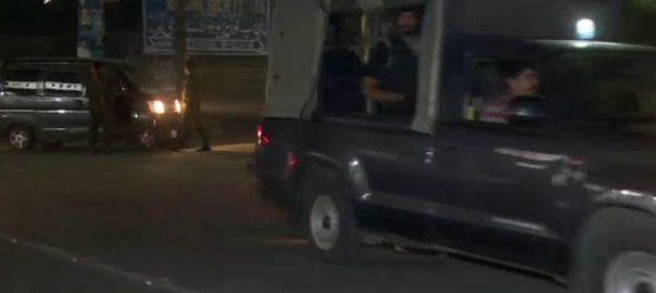 لاہور ، حوالات ، کانسٹیبل ، فائرنگ ، ملزم ، زخمی