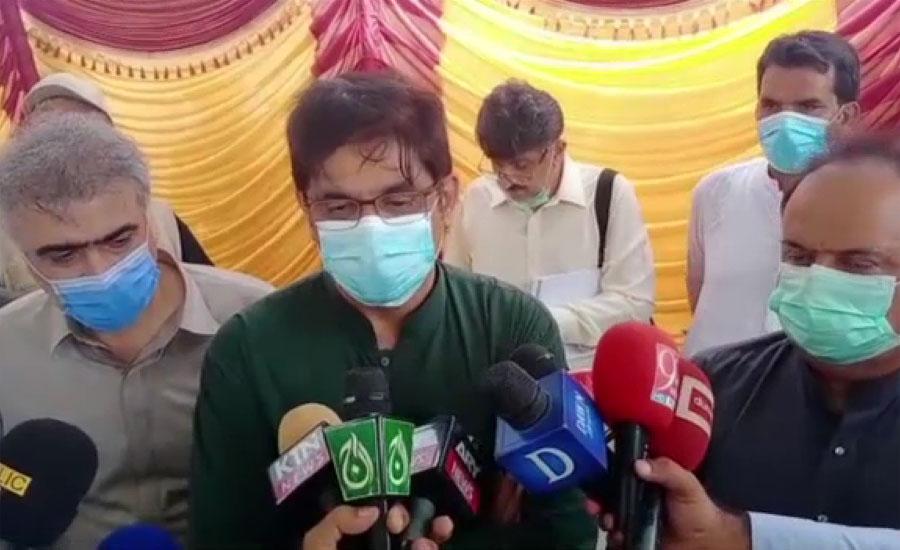 وزیراعلیٰ سندھ کی جوہی آمد ، مون سون بارشوں سے متاثرہ علاقوں کا دورہ کیا
