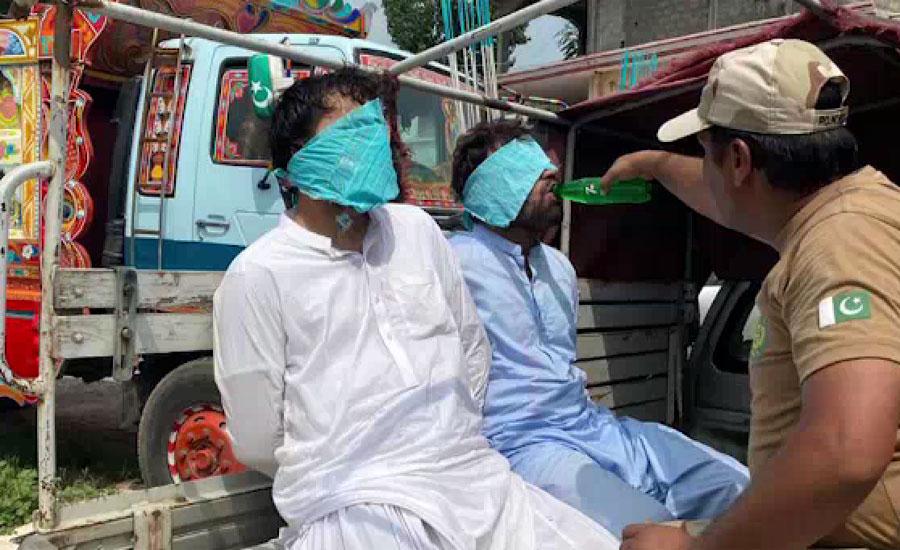 راولپنڈی میں اے این ایف اور منشیات اسمگلرز میں فائرنگ کا تبادلہ ، اہلکار نائیک اکبر شہید