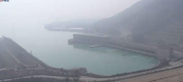 تربیلا ڈیم ، مکمل ، بھر ، پانی ، ذخیرہ ، گنجائش ، ختم