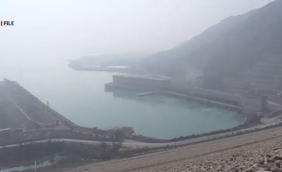 تربیلا ڈیم مکمل بھر گیا ، پانی ذخیرہ کرنے کی گنجائش ختم
