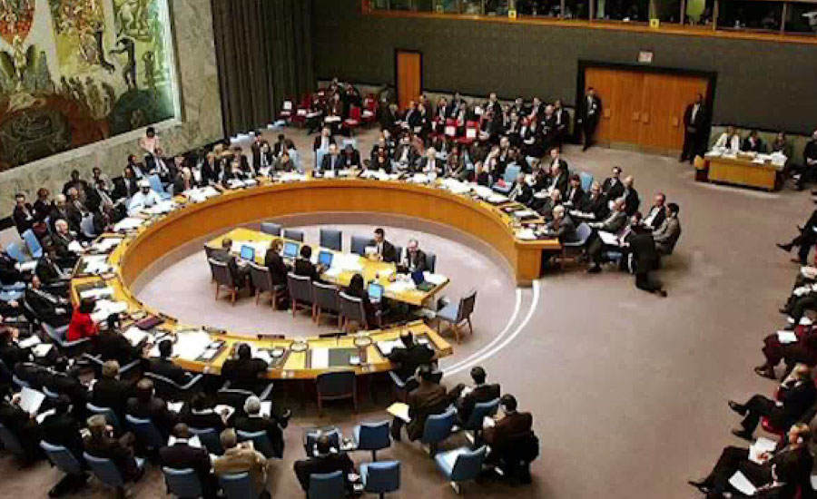 مسئلہ کشمیر کی ابتر صورتحال پر سلامتی کونسل کا بند کمرے میں اجلاس