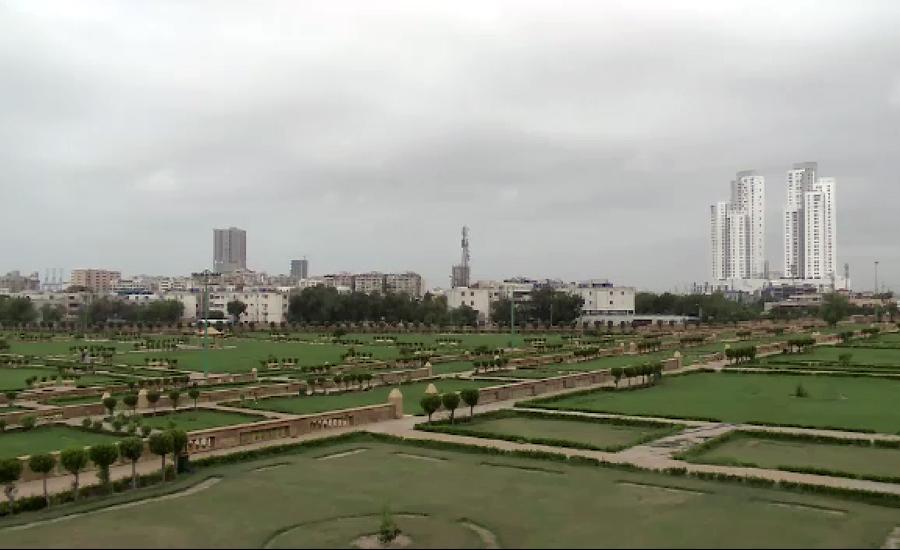 کراچی میں موسم جزوی طور پر ابر آلود