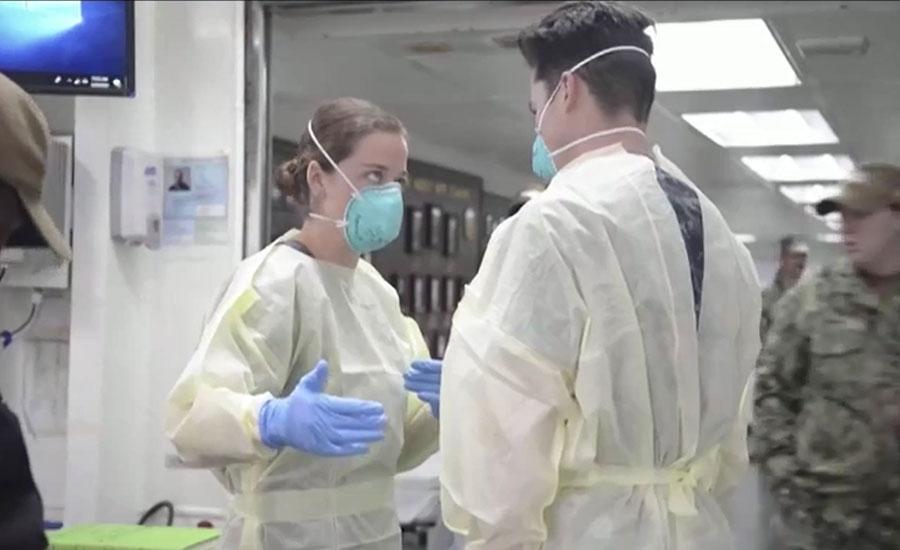 دنیا بھر میں کورونا سے ہلاکتیں 8 لاکھ 83 ہزار سے بڑھ گئیں