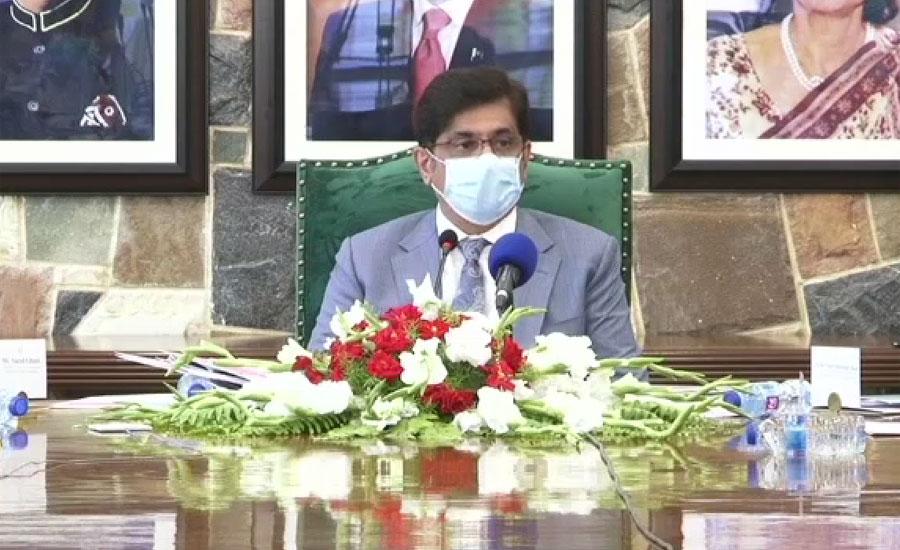 وزیراعظم کراچی آنے کا پروگرام بتا دیں، بلائیں گے تو ضرور جاؤں گا ، مراد علی شاہ