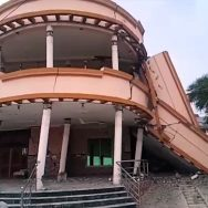 Mirpur Azad kashmir earthquake