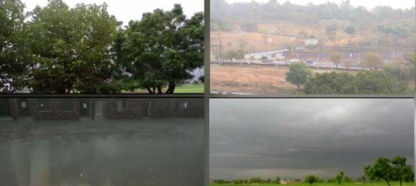 پنجاب ، شہروں ، بارشوں ، سلسلہ ، جاری