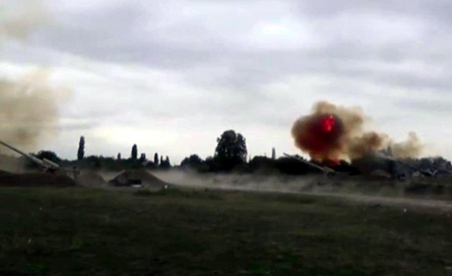 آرمینیا اور آذربائیجان کے درمیان دوسرے روز بھی شدید جھڑپیں ،مزید 30افراد ہلاک