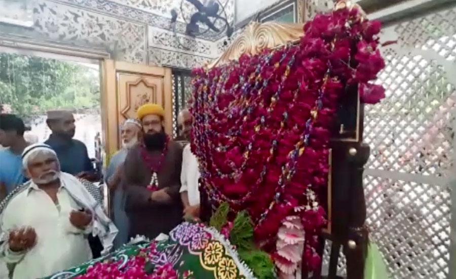 عظیم صوفی بزرگ حضرت بابا بلھےشاہؒ کےعرس کی 3روزہ تقریبات کا آغاز