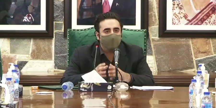 کراچی پیکیج کا سن رہے ہیں ، امید ہے وفاقی حکومت عوام کو ریلیف دے گی ، بلاول بھٹو