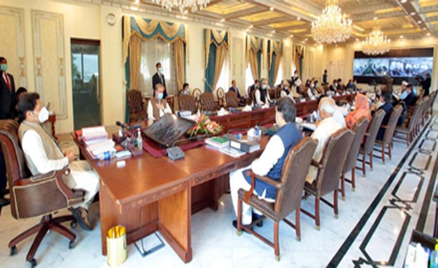 کابینہ اجلاس ، دُہری شہریت والوں کو الیکشن لڑنے کا حق دینے کی آئینی ترمیم منظور