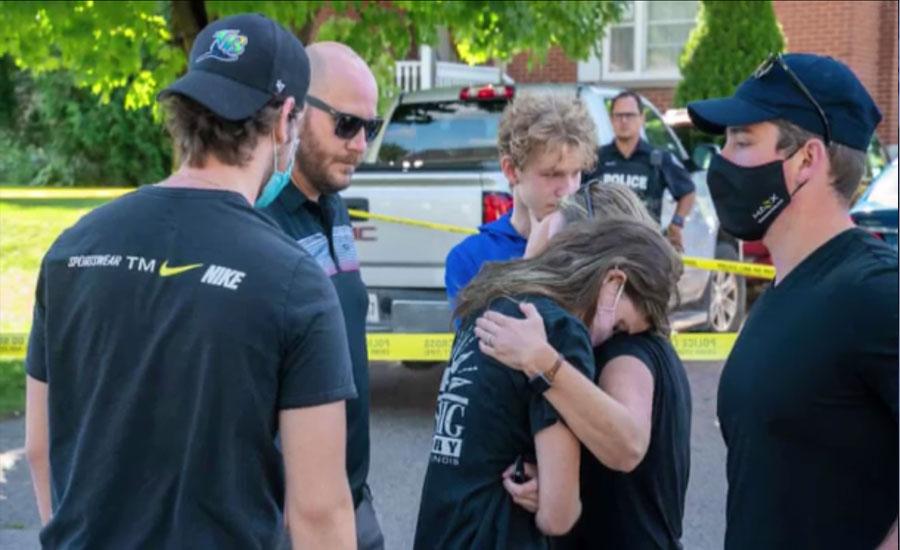 کینیڈا، ایک شخص کی گھر میں گھس کر فائرنگ، 5 افراد ہلاک، 5 زخمی