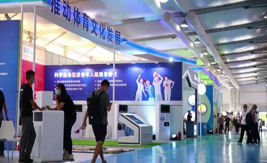 چین میں عالمی تجارتی میلے کا آغاز ہوگیا