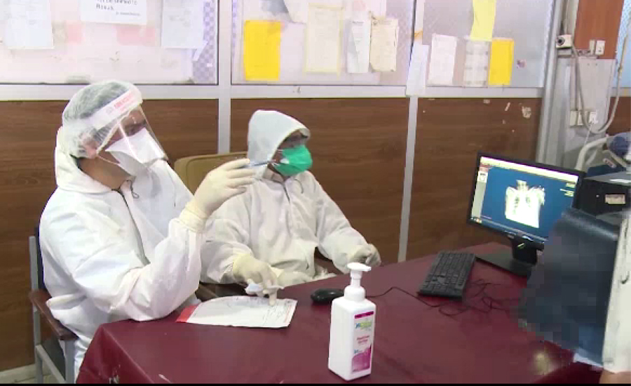 کورونا وائرس سے مزید چار پاکستانی جاں بحق ، 665 نئے کیسز رپورٹ