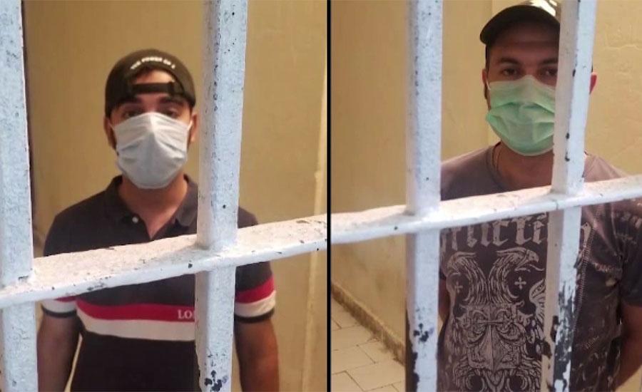 ڈاکٹر ماہا خودکشی کیس ، مبینہ مرکزی ملزم جنید خان کے ماہا کے والد پر جوابی الزامات