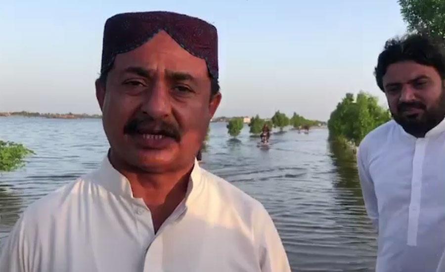 آصف زرداری کے شہر نوابشاہ میں عوام گٹروں کا پانی پینے پر مجبور ہیں ، حلیم عادل شیخ