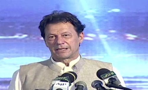 وزیر اعظم ، عمران خان ، لاہور ، راوی ریور فرنٹ اربن ڈویلپمنٹ پراجیکٹ ، سنگ بنیاد