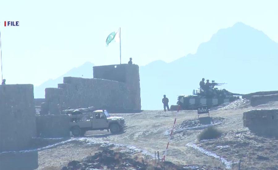 شمالی وزیرستان کے علاقے میر علی میں سیکورٹی فورسز کا آپریشن ، دہشتگرد وسیم زکریا ہلاک