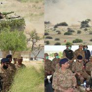 پاک فوج ، صالح پٹ ، رحیم یارخان ، تربیتی ، مشقیں