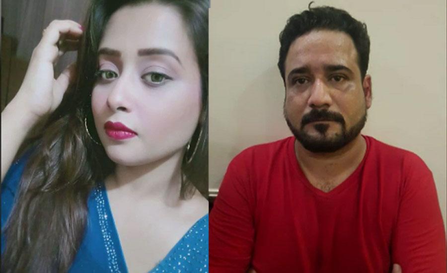 کراچی کے علاقے محمود آباد میں شوہر نے مبینہ طور پر بیوی کو قتل کر دیا
