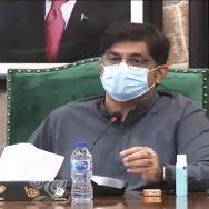وفاق ، گیس اور بجلی مسائل ، ذمہ دار ، سندھ حکومت ، قرار ، مراد علی شاہ ، کیماڑی ، تقریب سے خطاب ، کراچی ، 92 نیوز