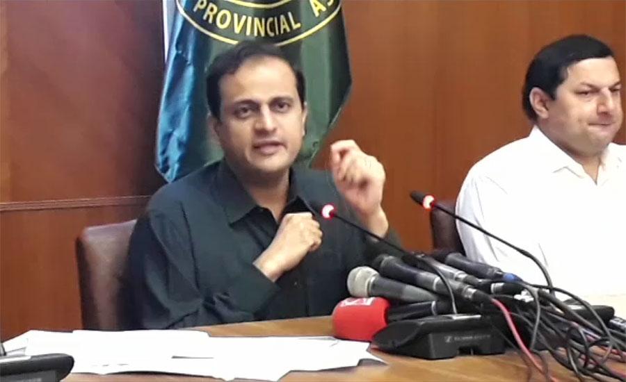 کراچی منصوبوں کیلئے 749 ارب روپے کا شیئر سندھ حکومت کا حصہ ہے ، مرتضیٰ وہاب