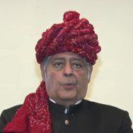 نواب آف جونا گڑھ ، ہندوستان ، اصلی ، چہرہ ، بے نقاب
