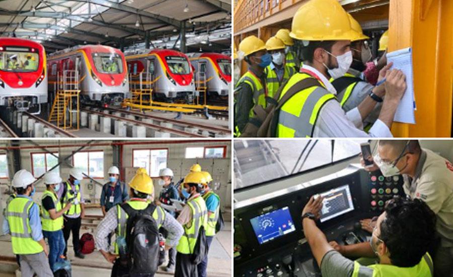 جلد اورنج ٹرین کا افتتاح کردیا جائے گا، عاصم سلیم باجوہ